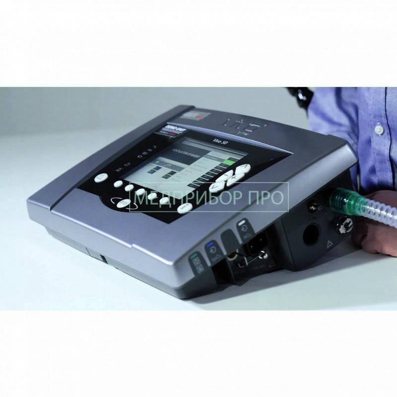 Вентилятор Vivo 50 усовершенствованная инвазивная и неинвазивная дыхательная поддержка