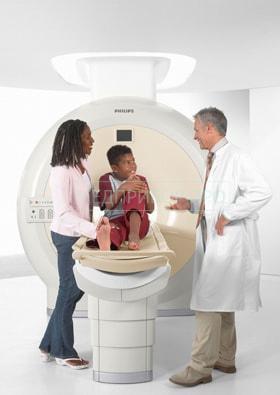 Комплекс для томографических исследований с 1.5 тл