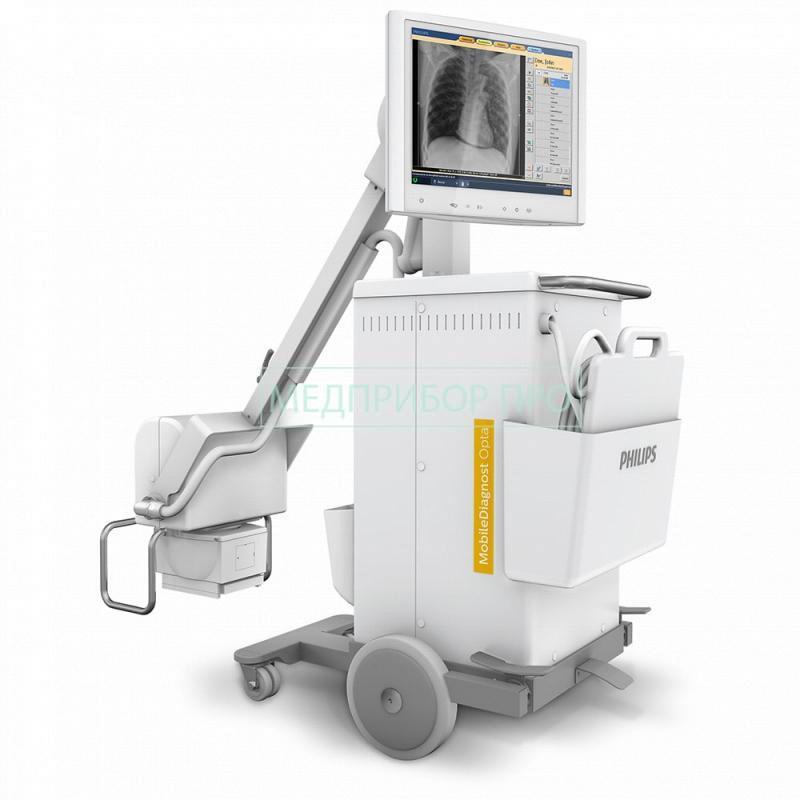 Philips MobileDiagnost Opta - передвижной рентген