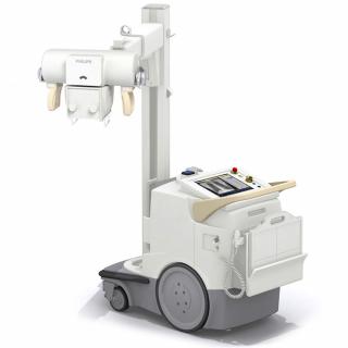 Philips MobileDiagnost wDR - мобильный рентген-трансформер