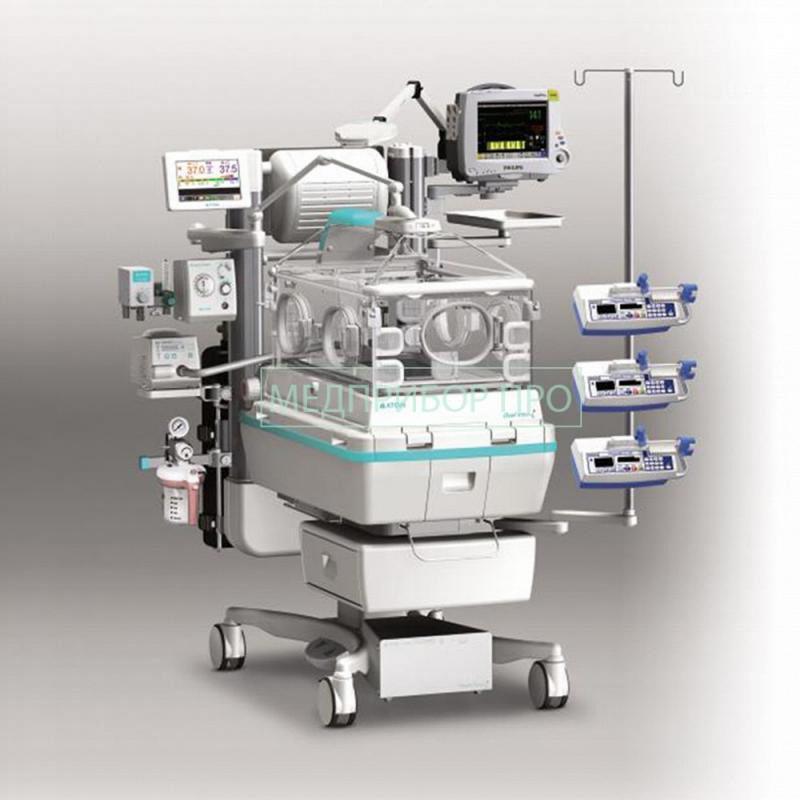 Atom Dual Incu - инкубатор-трансформер для новорожденных