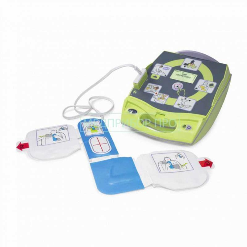 Дефибриллятор Zoll AED Plus (США)