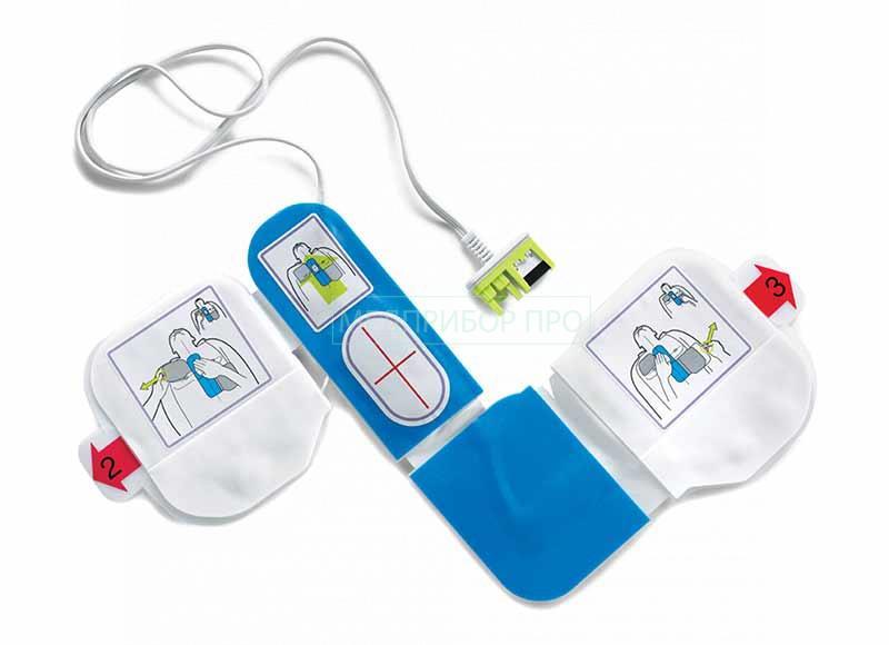 Электроды-ZOLL--CPR-D-padz
