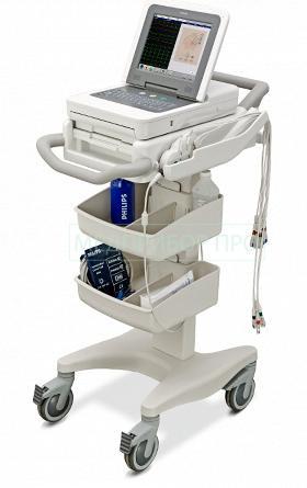 Электрокардиограф PageWriter TC50 на стойке