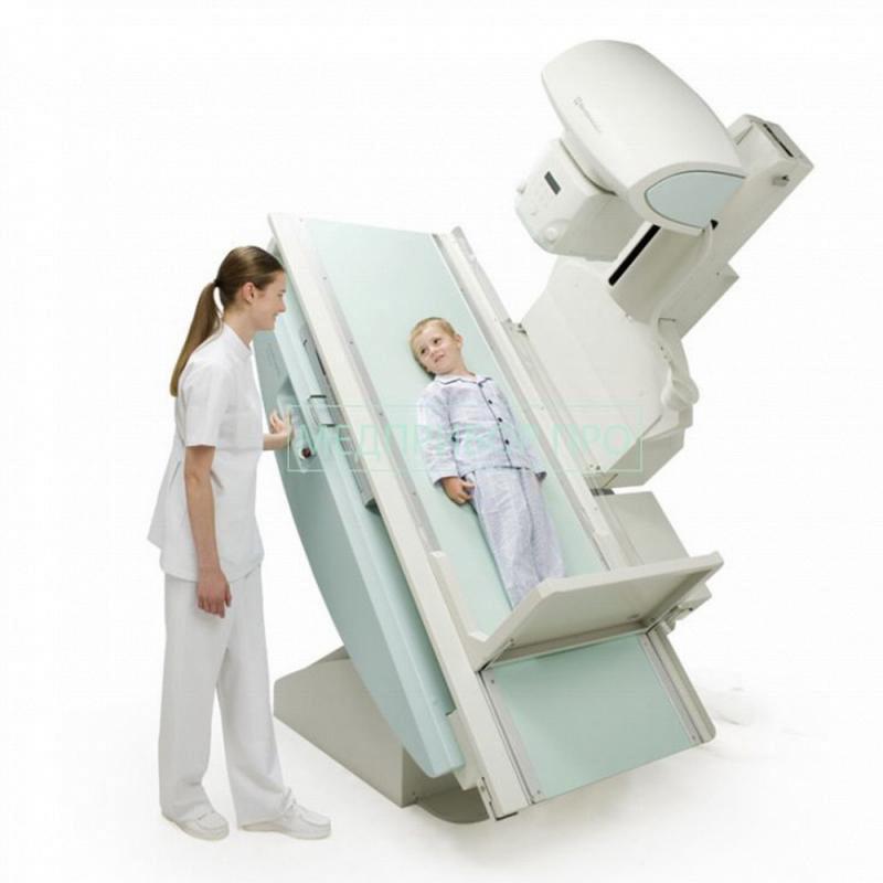 Flexavision F3 - рентген для детей