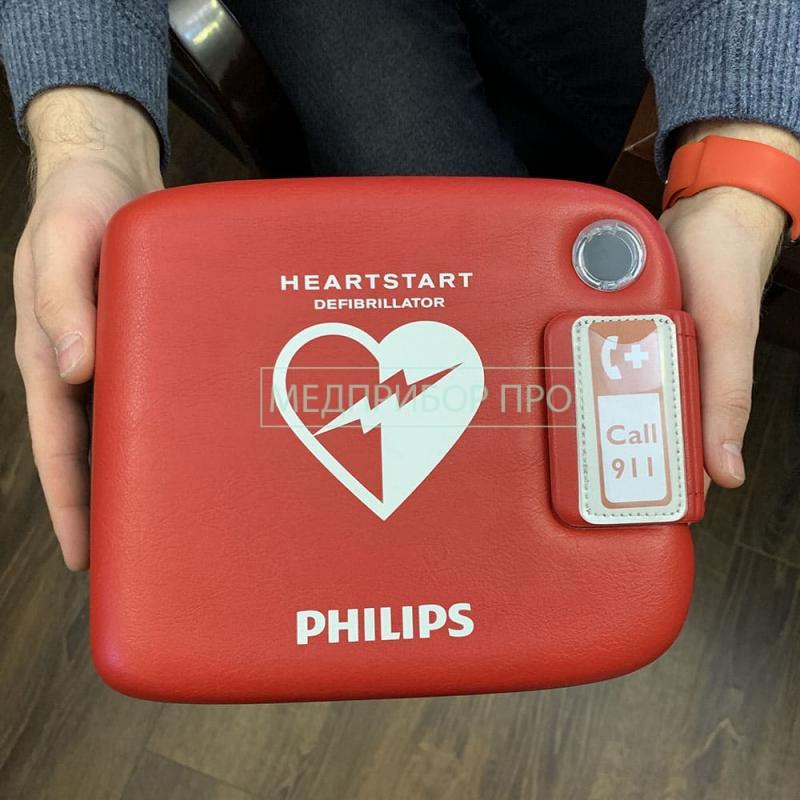 HeartStart FRx габариты корпуса