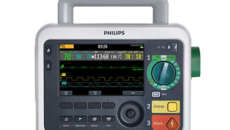 Комплектация Philips Efficia DFM100