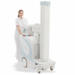 MobileArt Evolution - передвижной палатный рентген