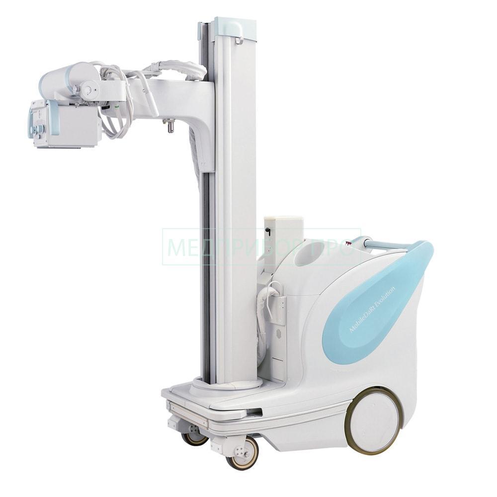 MobileDaRt Evolution - передвижной палатный рентген