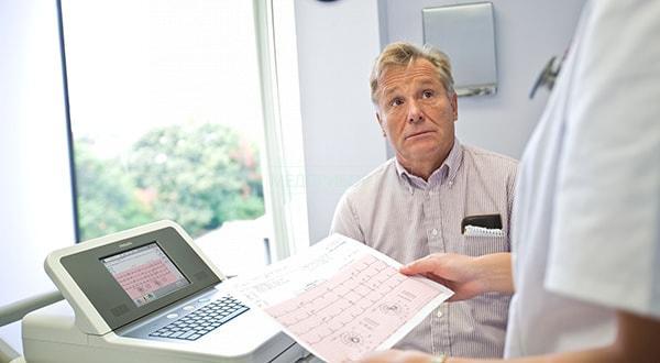 Philips PageWriter TC30 особенности кардиографа