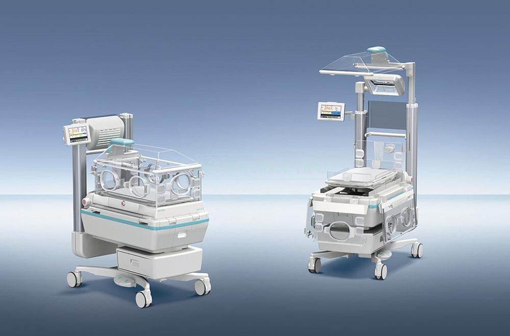 Трансформация инкубатора для новорожденных