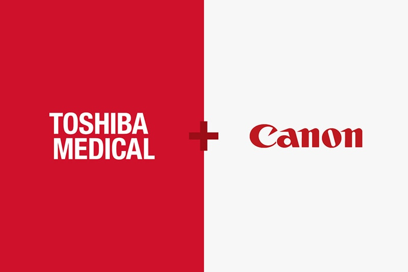 Canon купила Toshiba Medical