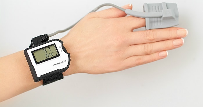Использование MD300W во сне для замера пульса