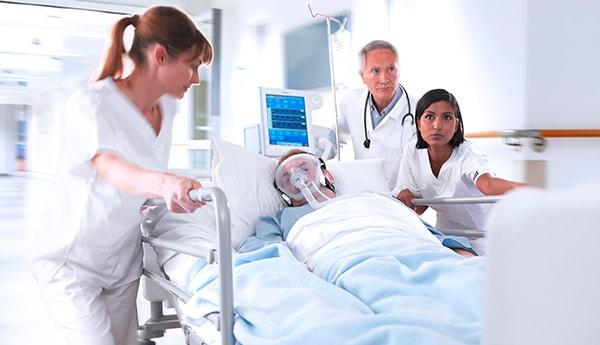 Клиническое использование Respironics V60