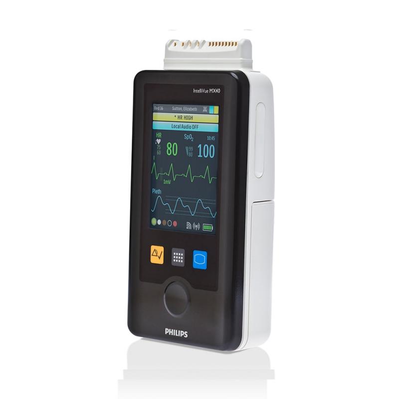 Мобильный мониториг пациента в ЛПУ и дома
