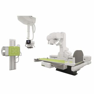 Philips CombiDiagnost R90 - телеуправляемый рентгенодиагностический комплекс