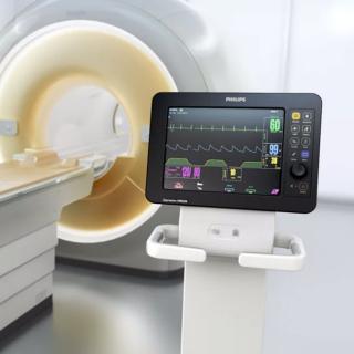 Philips Expression MR200 - мониторинг во время МРТ
