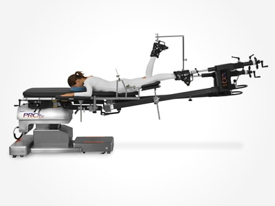 Профессиональный стол для операций над переломами