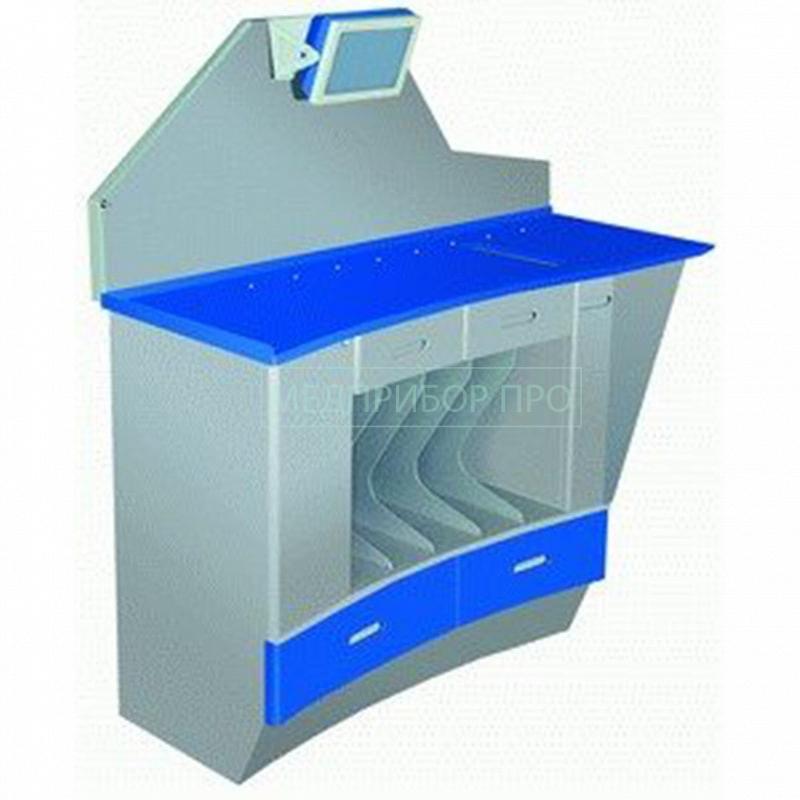 СРЛ РЕНЕКС - специализированный стол рентгенлаборанта