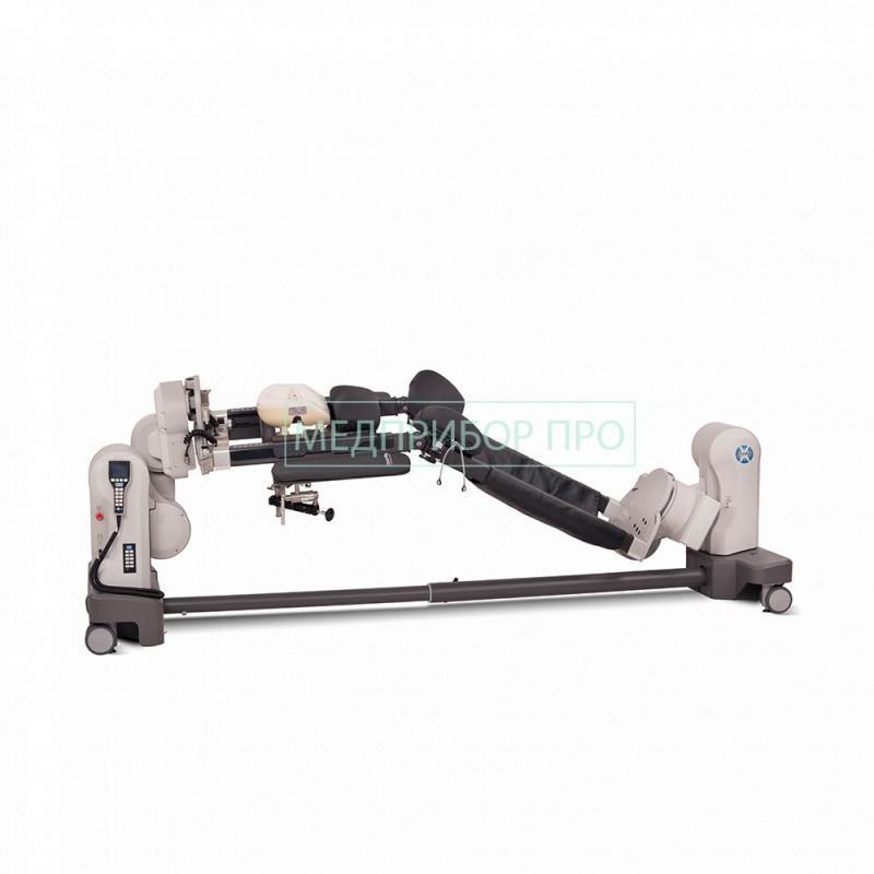 Стол для спинальной хирургии с электронном управляемым шарнирным механизмом