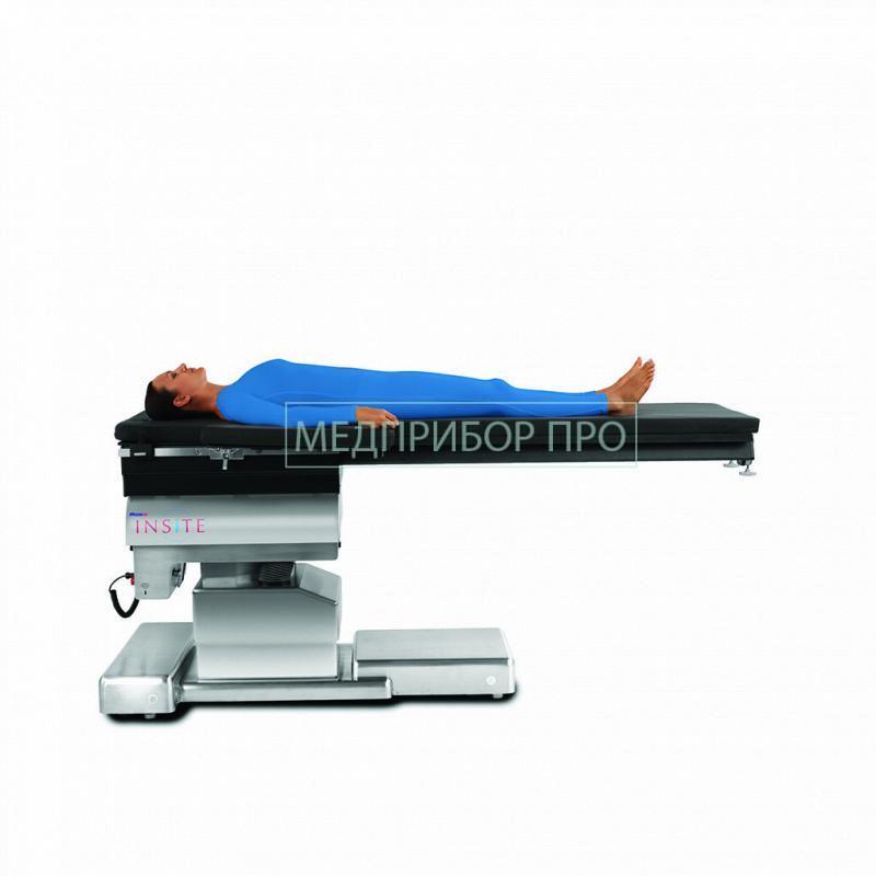Стол операционный рентгенопрозрачность 140 см