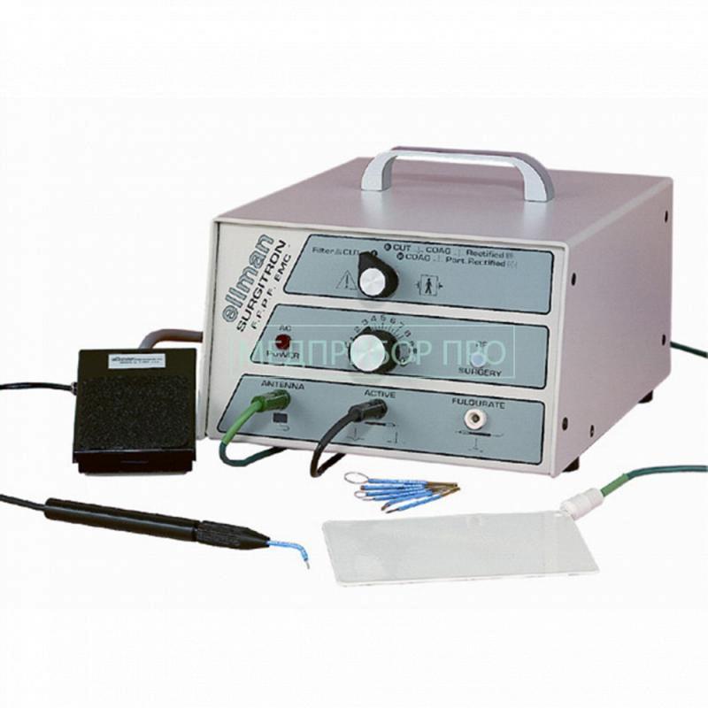 Surgitron EMC - радиоволновой генератор