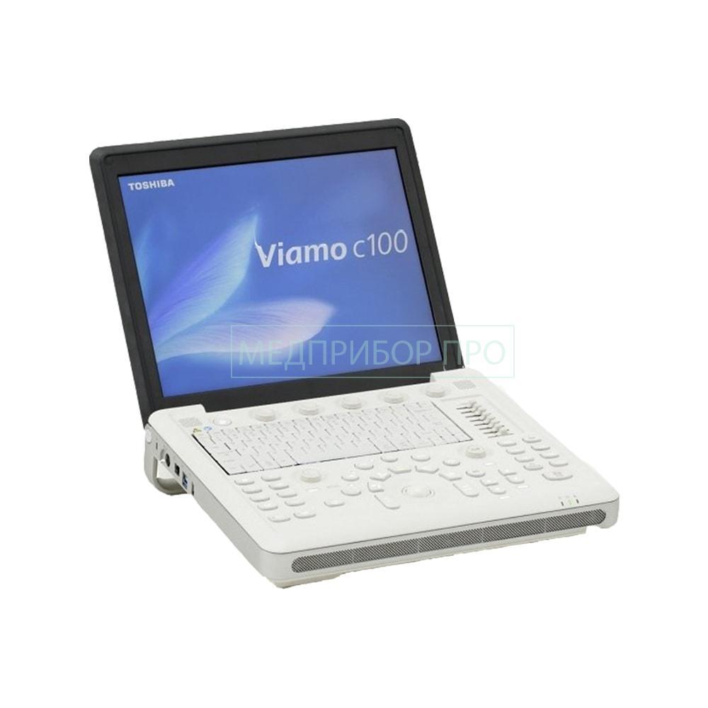Canon Viamo C100 - переносной УЗИ