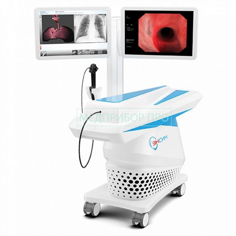 ENSIM BRS - симулятор бронхоскопии ультразвуковой