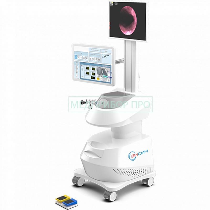ENSIM GHS - симулятор гистероскопии