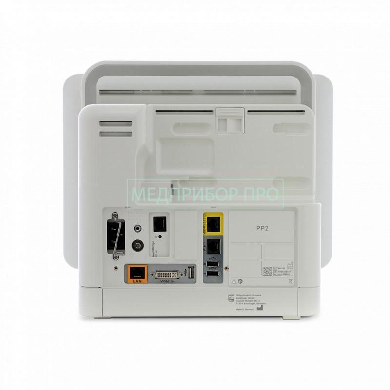 IntelliVue MX450 оптимизирован для сложных рабочих процессов