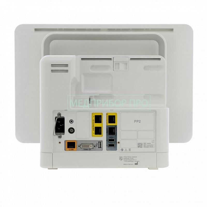 Интерфейсы модульного монитора для подключения устройств
