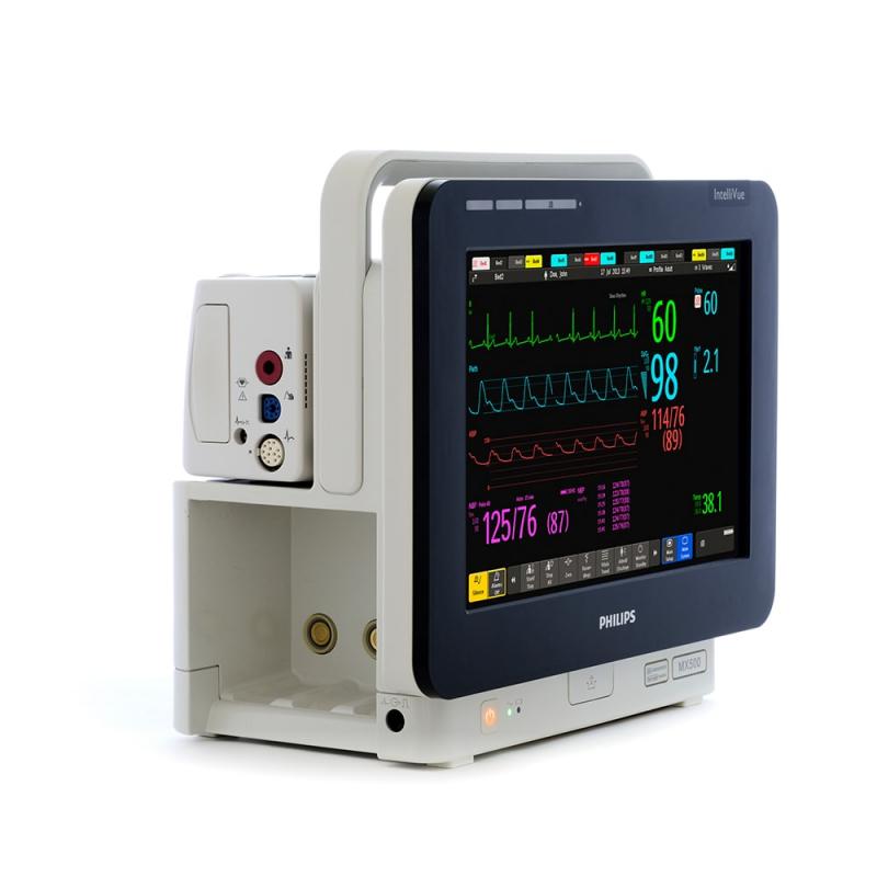 МХ500 - сенсорный монитор показателей пациента в стационаре