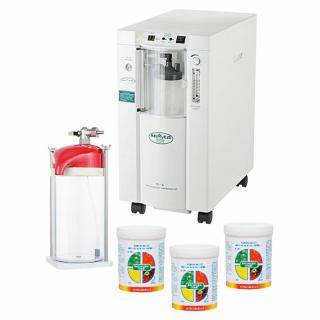 Набор кислородный коктейль в школах и санаториях