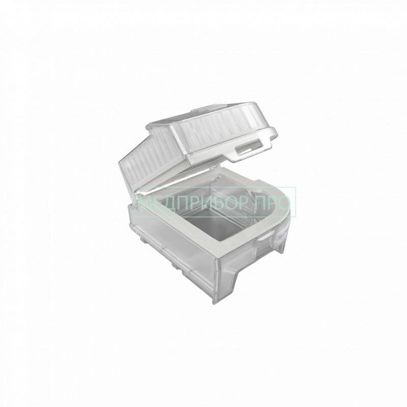 Надежные контакты увлажнителя и BIPAP BMC G25 S