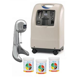 Оборудование для кислородных коктейлей