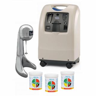 Оборудование для кислородных коктейлей для бизнеса