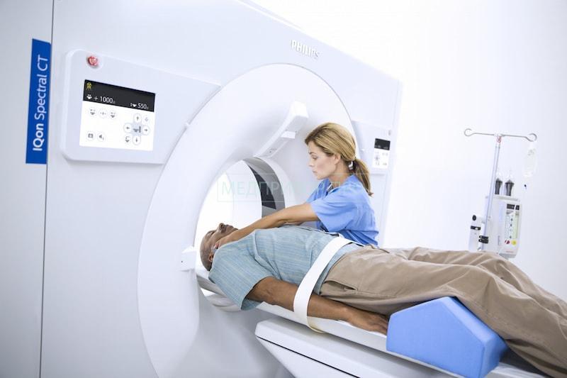 Основные характеристики и функции системы IQon Spectral CT
