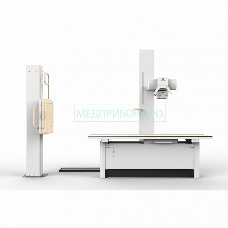Philips FlexiDiagnost - цифровая рентгенографическая система