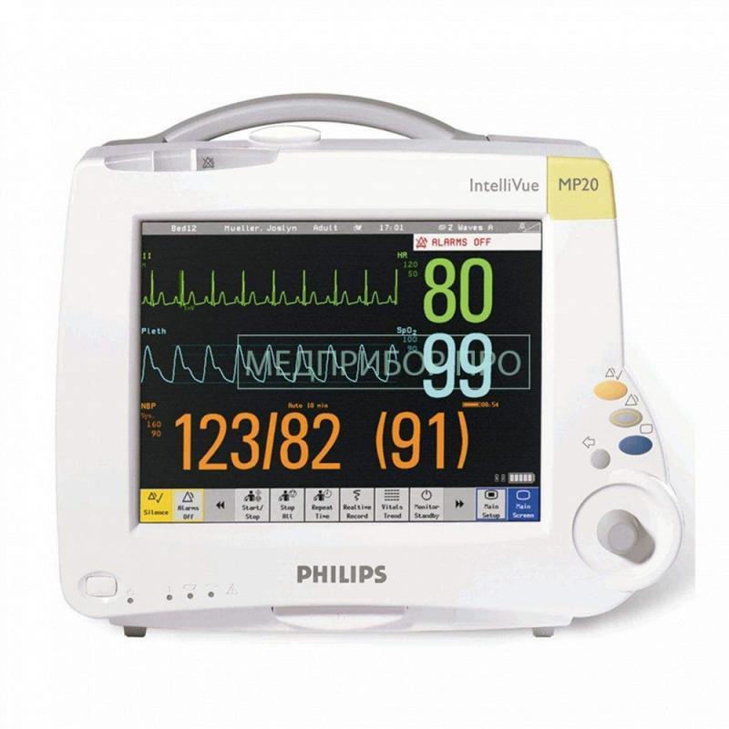 Philips IntelliVue MP20 - монитор пациента универсальный