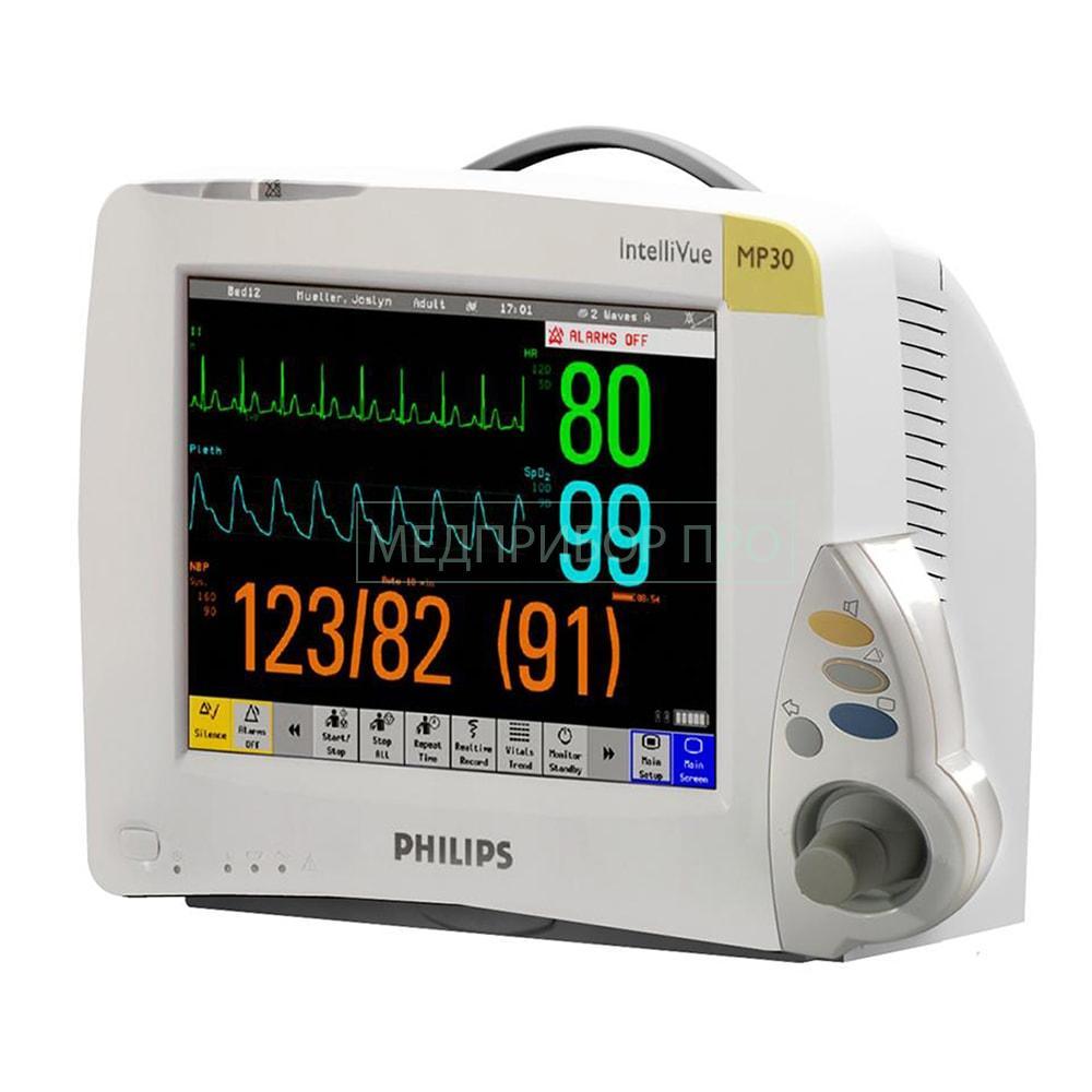Philips IntelliVue MP30 - монитор пациента универсальный
