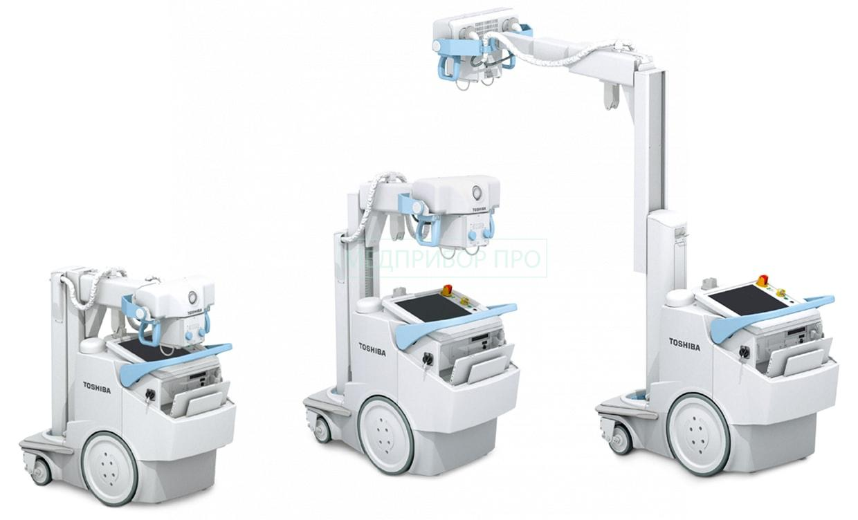 Портативный Canon Mobirex - рентген трансформер 3 варианта