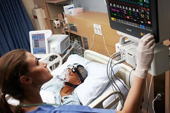 Премиум-монитор пациента IntelliVue MX700 купить недорого