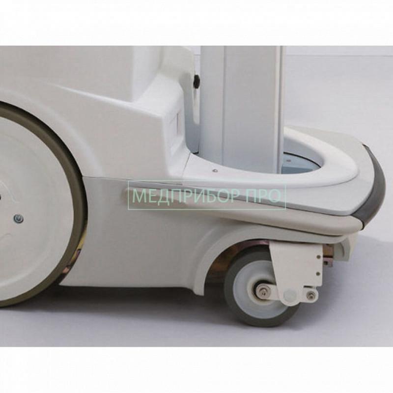 Устройство колес у рентгена Mobirex