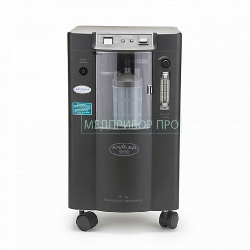 Черный кислородный концентратор Armed 7F-1L mini