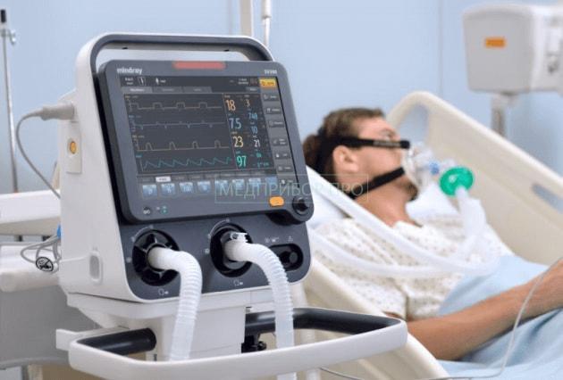 Функции мониторинга и технические параметры Mindray SV 300