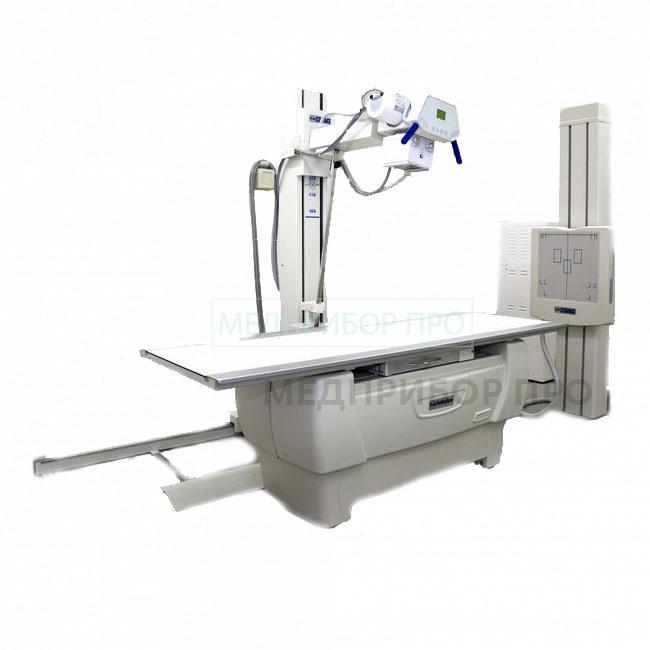 ГАММА - установка рентгенодиагностическая цифровая РенМедПром