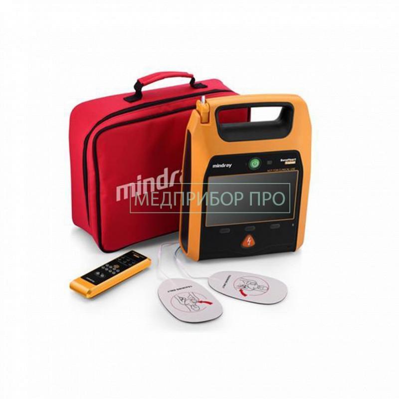 Комплект поставки и сумка для BeneHeart D1