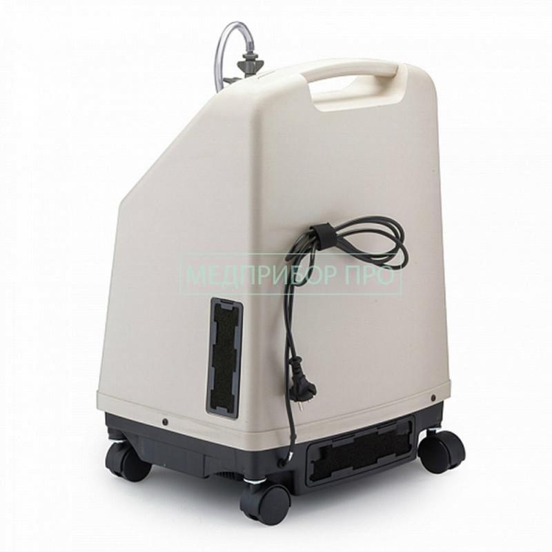 Мощьная модель концентратора кислорода для больницы на 5 литров
