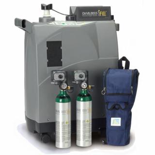 Персональная кислородная станция DeVilbiss iFill 535D