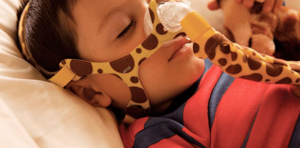 Philips-Wisp-Pediatric-маска-для-детей-во-время-сипап-цветная